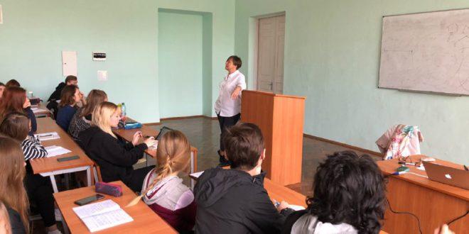 Візит Оксани Ерделі-Кляп, Poznan University of Technology (Польща)