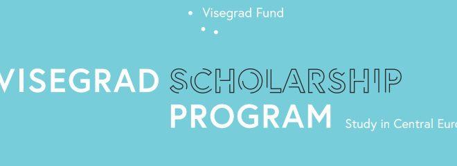 Стипендіальна программа від Міжнародного Вишеградського фонду для магістрів та аспірантів